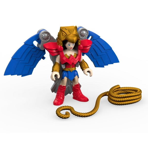Imaginext DC Super Friends Wonder Woman Flight Suit