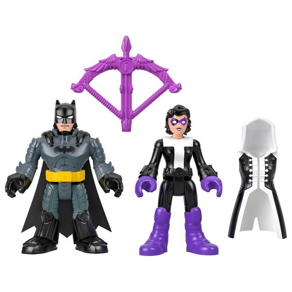 Imaginext DC Super Friends Batman and Huntress