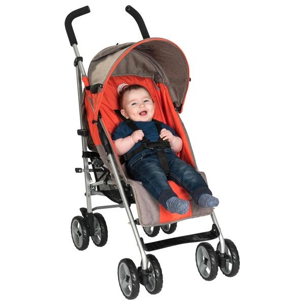 Cygnet Blaze Stroller Orange/Beige