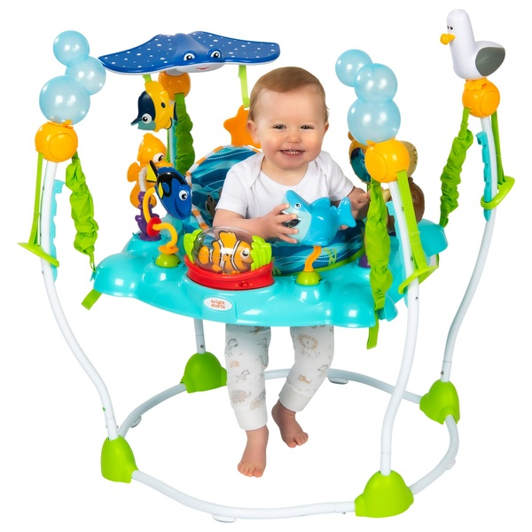d1237f0a26ac Disney Baby Finding Nemo Sea of Activities Jumper - Entertainers and ...