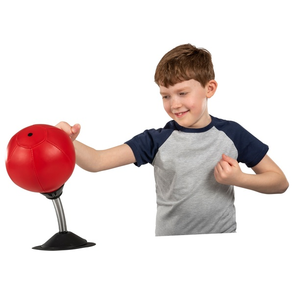 Tabletop Stress Buster Punching Ball