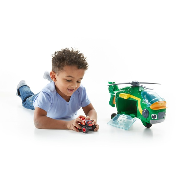 Monster Copter Swoops - Blaze and the Monster Machines
