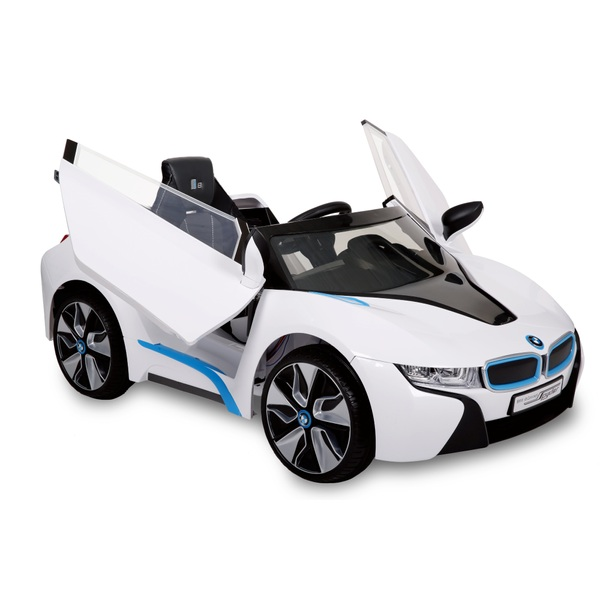 BMW i8 12V Electric Ride On with Remote Control  Electric Ride Ons UK