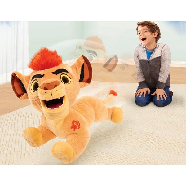 Lion Guard Leap n' Roar Animated Kion
