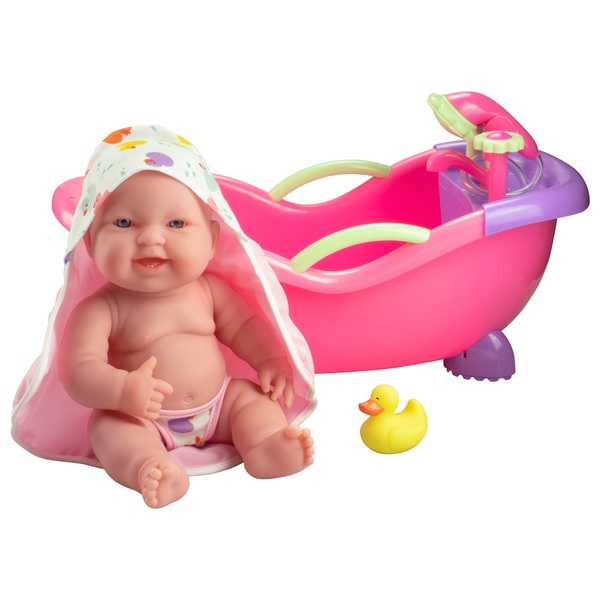 Lots to Love Baby with Bathtub Assortment