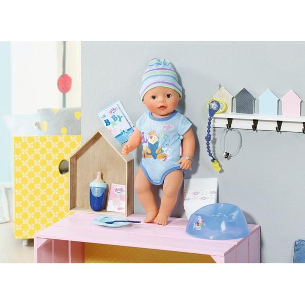 New Baby Born Interactive Boy Doll Baby Born Uk