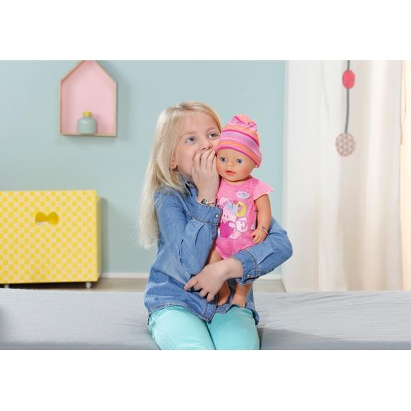 New BABY Born Interactive Girl Doll