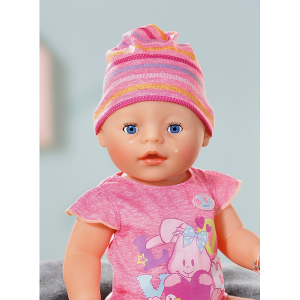 New Baby Born Interactive Girl Doll Baby Born Uk
