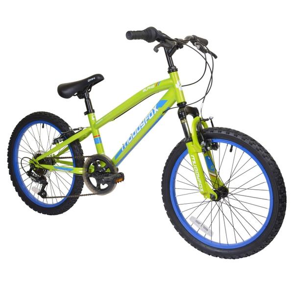 20 Inch Muddyfox Alpha Hardtail Mountain Bike - 20\
