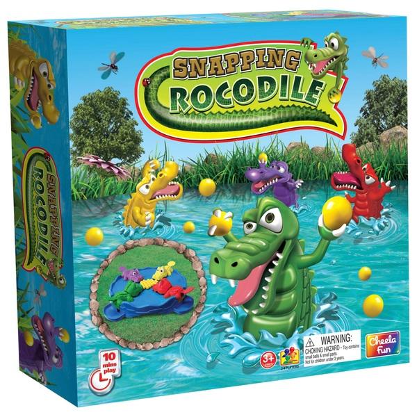 Snapping Crocodile Game