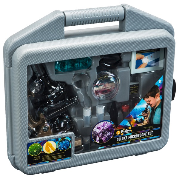 Fusion Science Deluxe Microscope Set