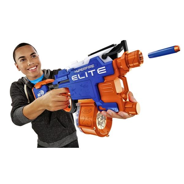 NERF N-Strike Elite Hyperfire Value Pack