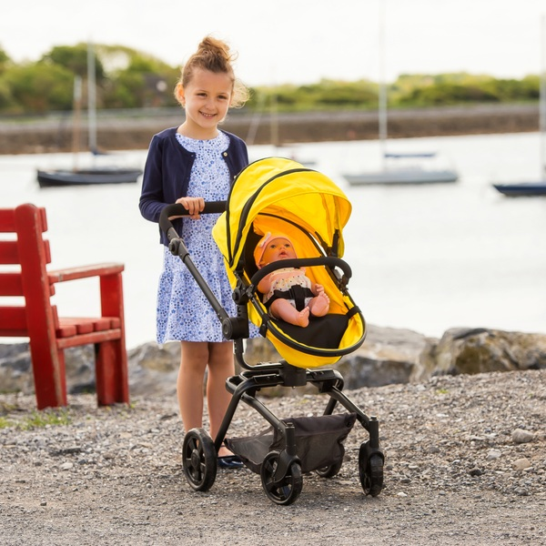 Daisy 2-in-1 Stroller and Carrycot