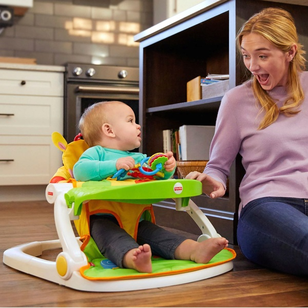 The Bumbo, 'baby seat' devices and propping your baby to ...