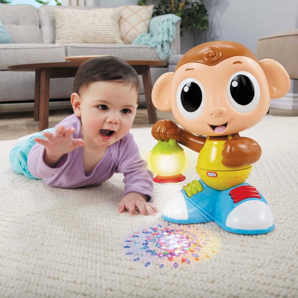 Little Tikes Light n' Go Moving Monkey