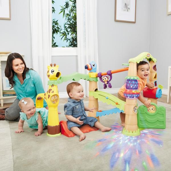 little tikes light n go treehouse - Little Tikes Activity Garden Baby Playset