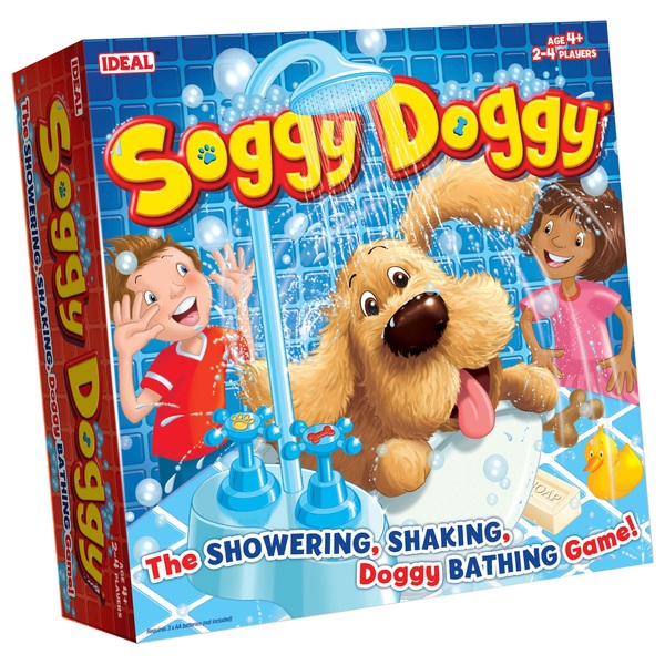 Soggy Doggy Game