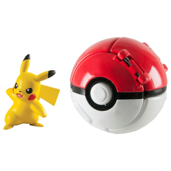 Pokemon Throw 'n' Pop Poke Ball - Assortment