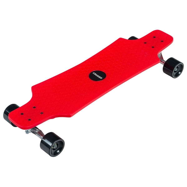 76cm Red Long Board