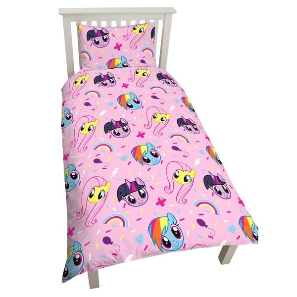 My Little Pony 4 Piece Junior Bedding Bundle Bedding Ireland