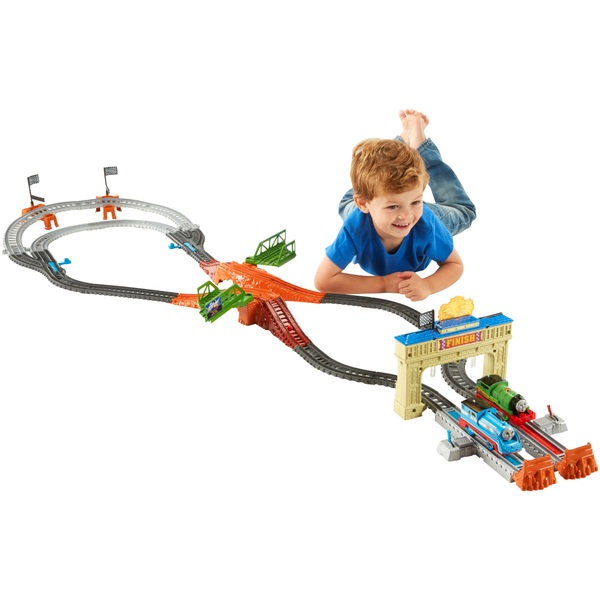 thomas friends trackmaster race set thomas trackmaster uk