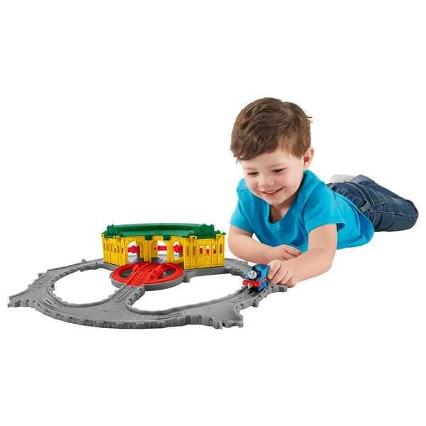 Thomas & Friends Adventures Tidmouth Sheds
