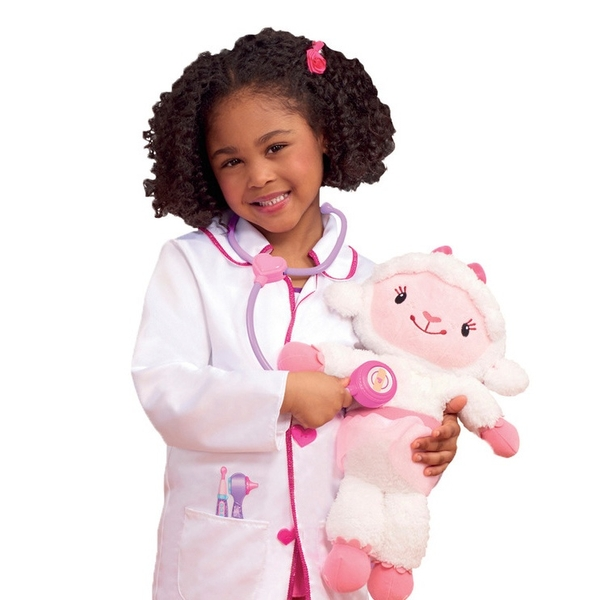 Doc McStuffins Toy Hospital Doctor's Dress Up Set