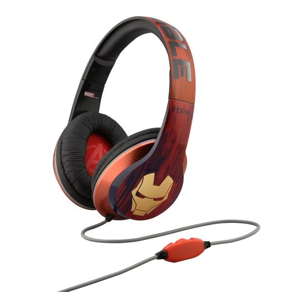 Iron Man Over Ear Headphones