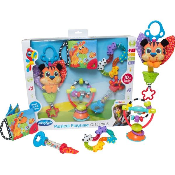 Playgro Musical Playtime Gift Pack