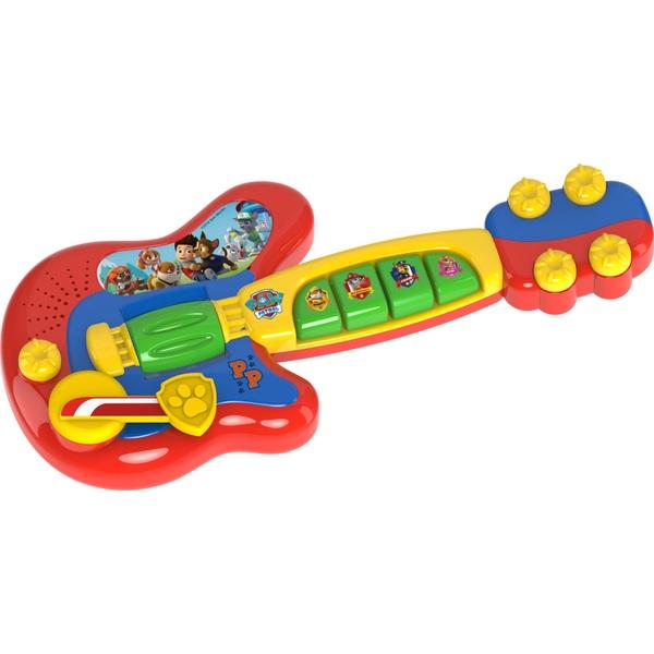 Paw Patrol Toy For Everyone : Paw patrol guitar uk