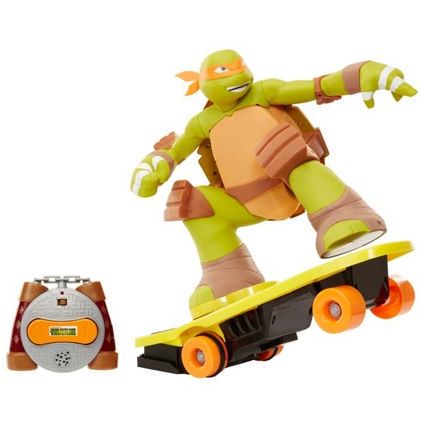 Teenage Mutant Ninja Turtles Remote Controlled