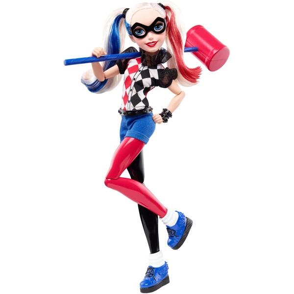 DC Super Hero Girls Harley Quinn 30cm Doll