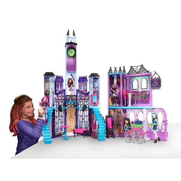 Monster High Haunted School Playset