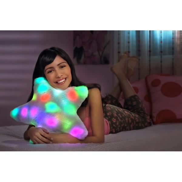 Bright Light Pillow Beatz Flashing Star