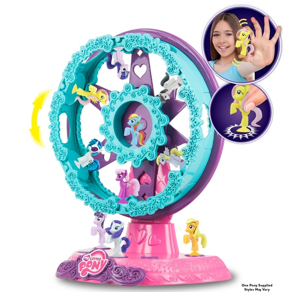 Toys R Us My Little Pony Squishy Pops : My Little Pony Squishy Pops Ferris Wheel - My Little Pony UK