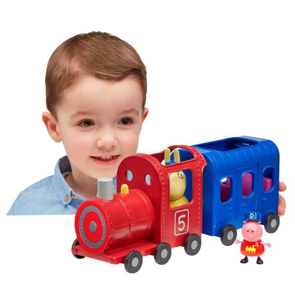 Peppa Pig Miss Rabbit's Train