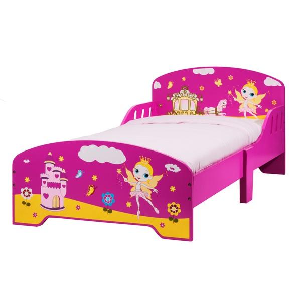 Princess Wooden Toddler Bed Toddler Beds Uk