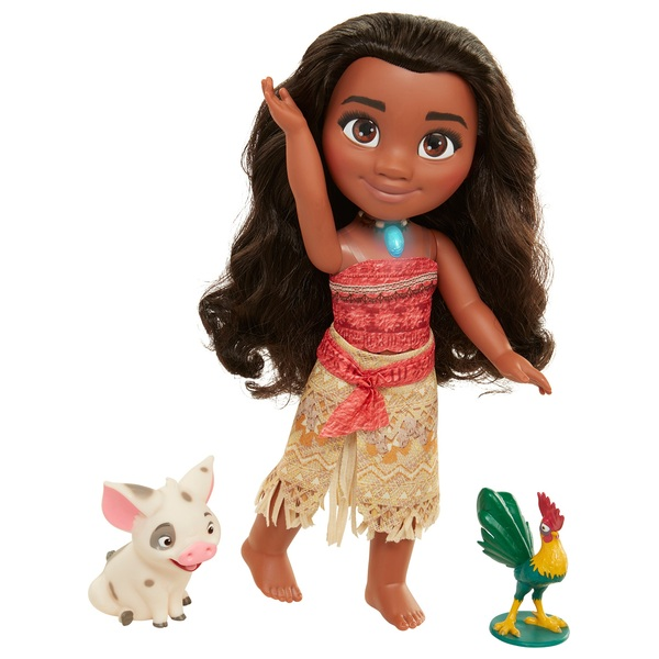 Disney Moana's Singing Moana & Friends