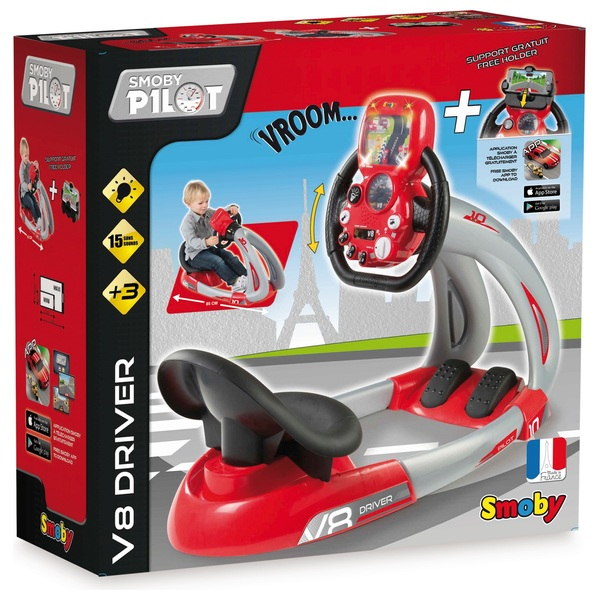 Smoby pilot v8 driver simulator for sale in passage west, cork.