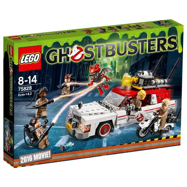 QG Ghostbusters Lego - Gangeek Style