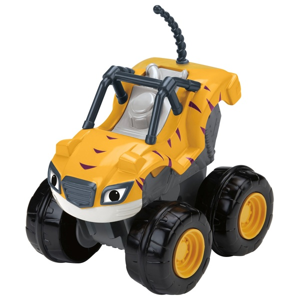 Slam & Go Stripes - Fisher-Price Blaze and the Monster Machines
