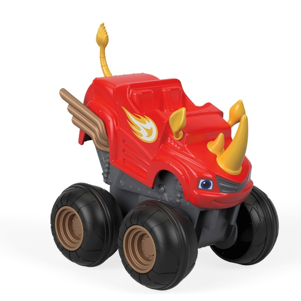 Slam & Go Rhino  - Blaze and the Monster Machines