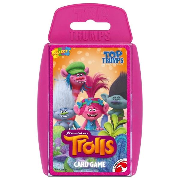Best Dreamworks Trolls Toys : Top trumps trolls card game uk