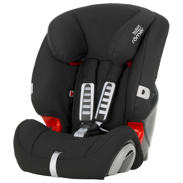 Britax Romer Evolva Cosmos Group 1-2-3 Car Seat Black