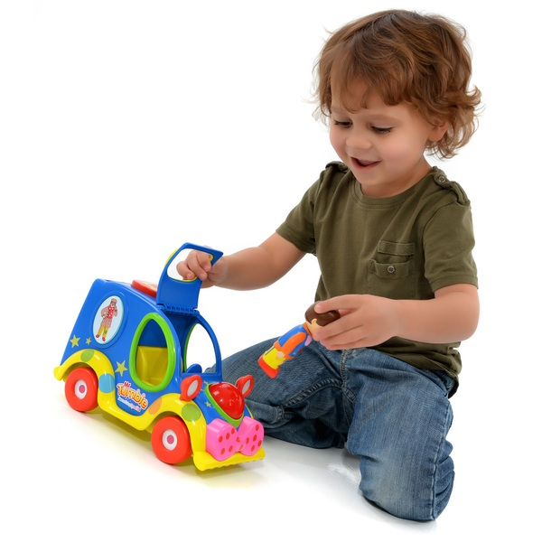 Mr Tumbles Fun Sounds Musical Car