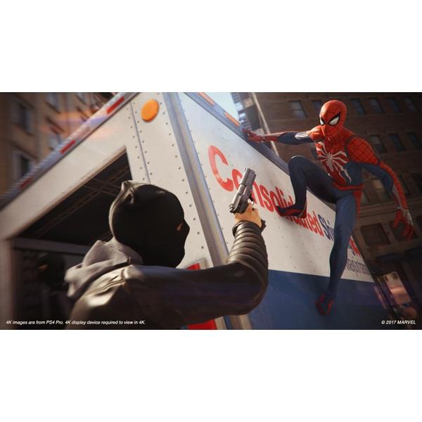 Marvel's Spider-Man PS4 - Marvel's Spider-Man Ireland