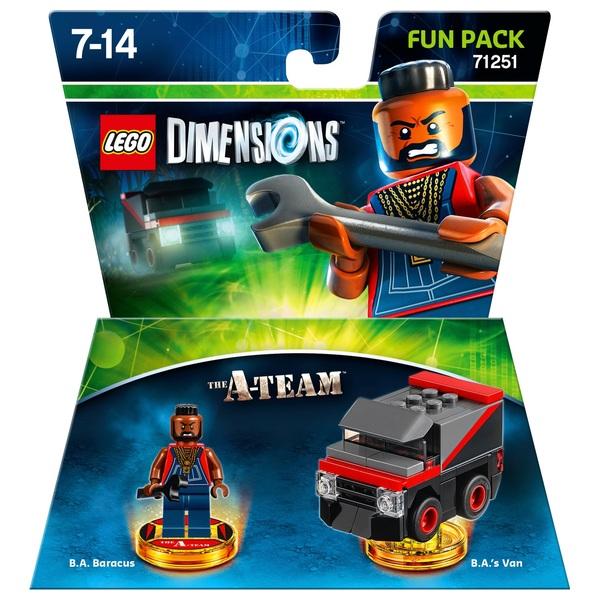 LEGO Dimensions Fun Pack: The A Team