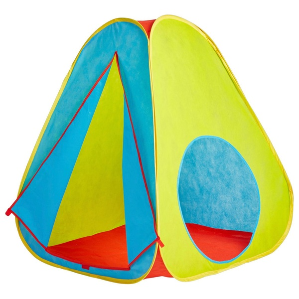 Kid Active Pop-Up Play Tent  sc 1 st  Smyths Toys & Kid Active Pop-Up Play Tent - Play Houses u0026 Tents UK