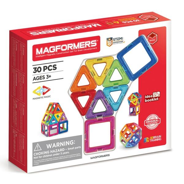 Magformers 30 Piece Construction Set