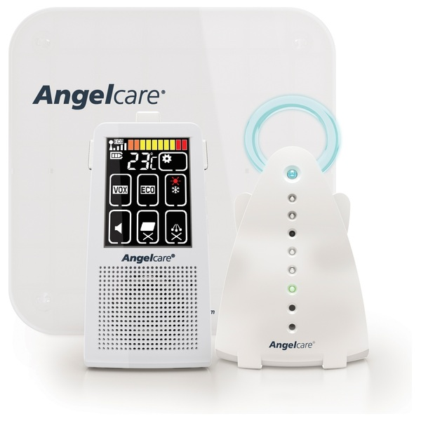 Angelcare AC701 Baby Movement Monitor, with Sound